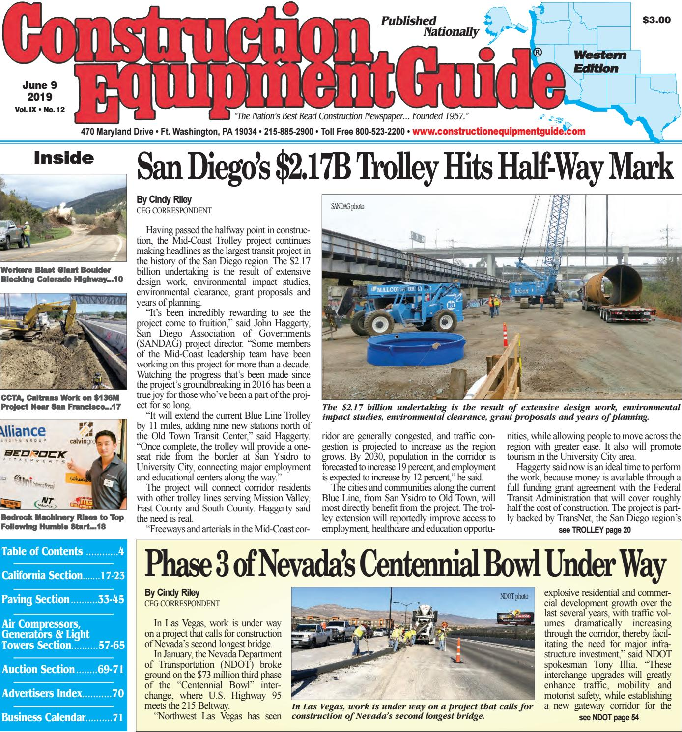 West 12 June 9, 2019 by Construction Equipment Guide - issuu
