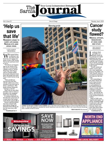 The Sarnia Journal - June 6th, 2019 by The Sarnia Journal