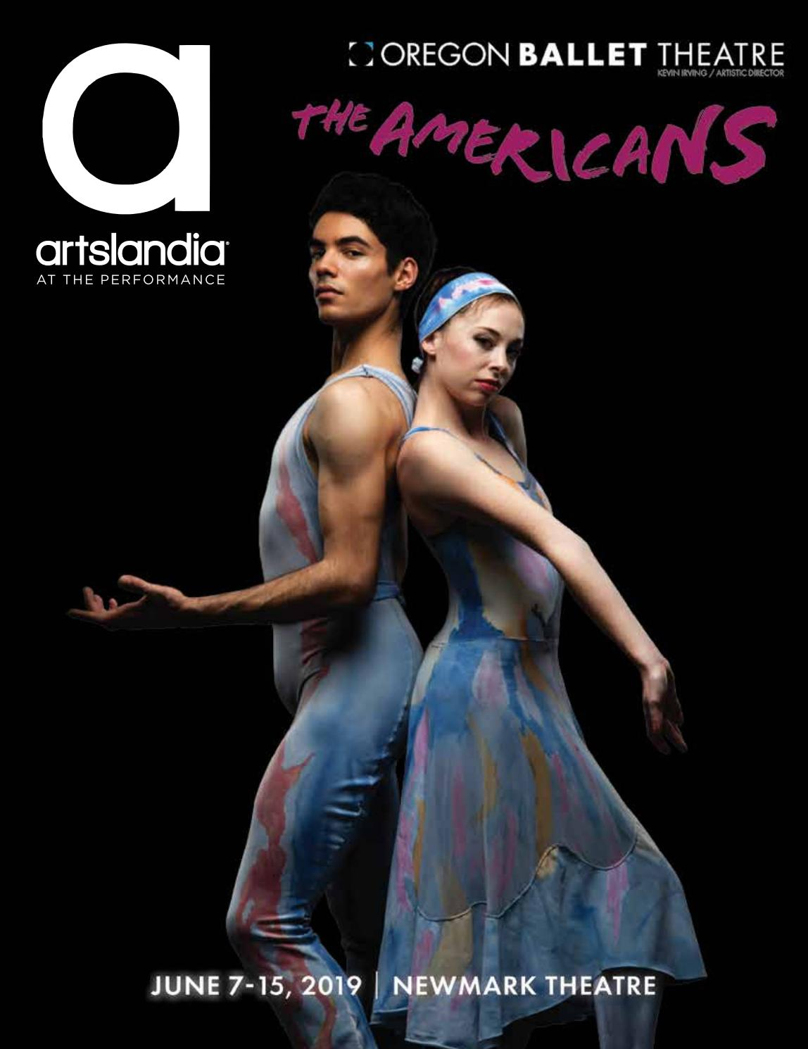 The Americans - Oregon Ballet Theatre by Artslandia - issuu