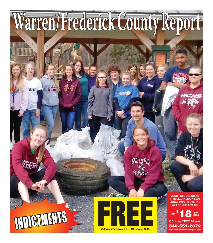 Mid June 2019 Warren/Frederick County Report by Warren/Frederick