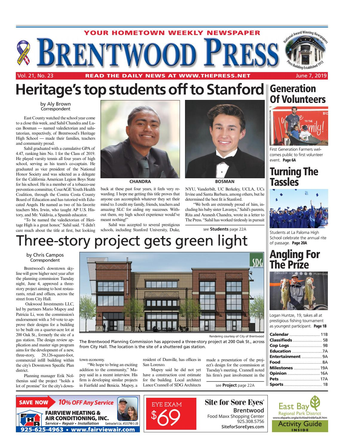 Amara Villafuerte brentwood press 06.07.19brentwood press & publishing - issuu