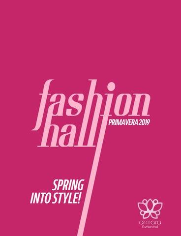 Antara Fashion Hall No21 Primavera 2019 By Quatro Global