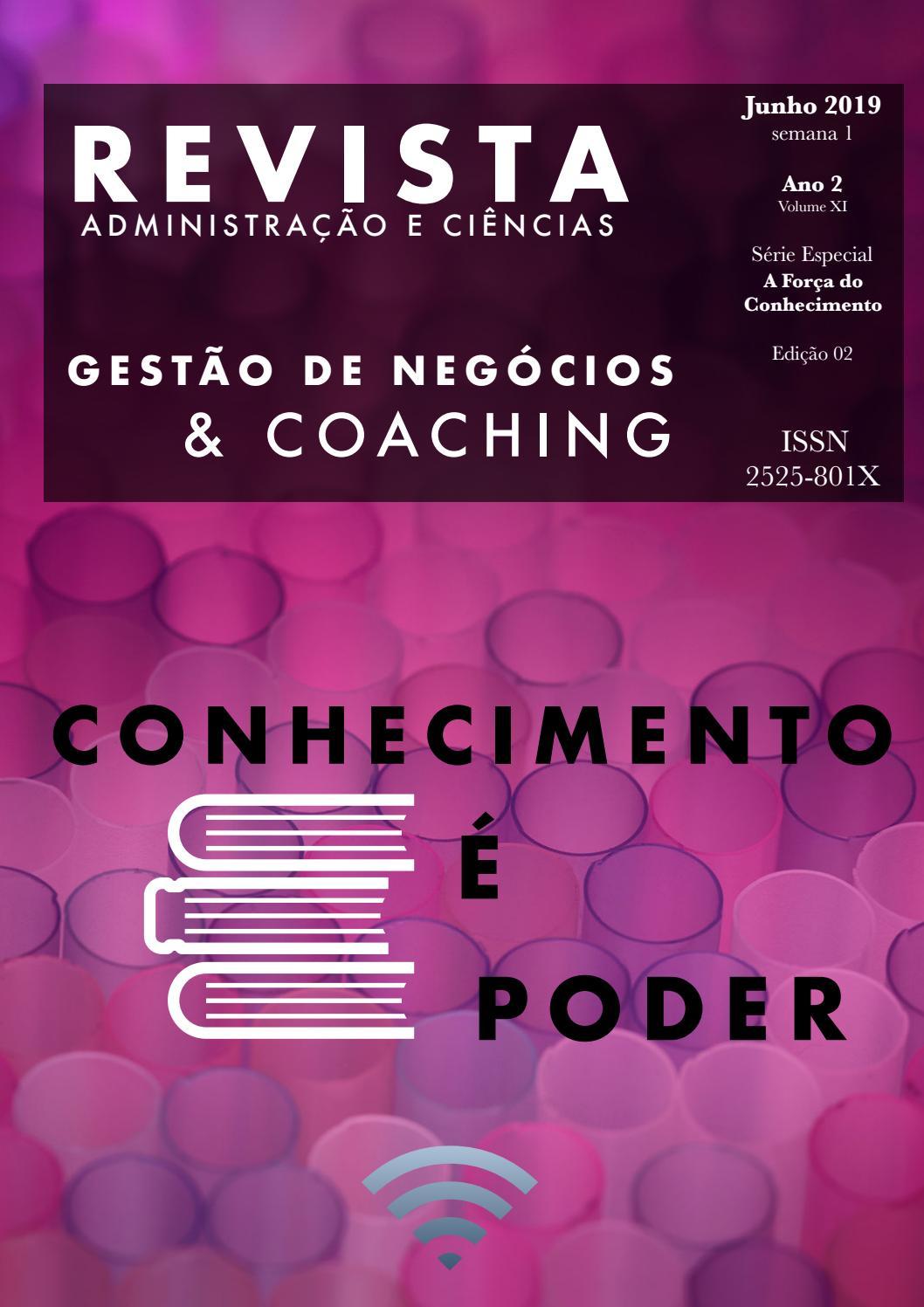 Revista Administração E Ciências Curitiba 2a Edição Série