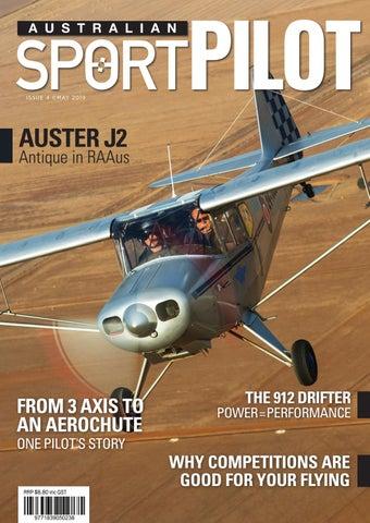 Australian Sport Pilot Magazine