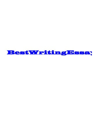 Essay On Modern Science  English Essay Book also Business Cycle Essay How To Write An Literature Essay Introduction By Craigclqf  Topics For High School Essays