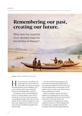 Page 16 of Remembering our past, creating our future
