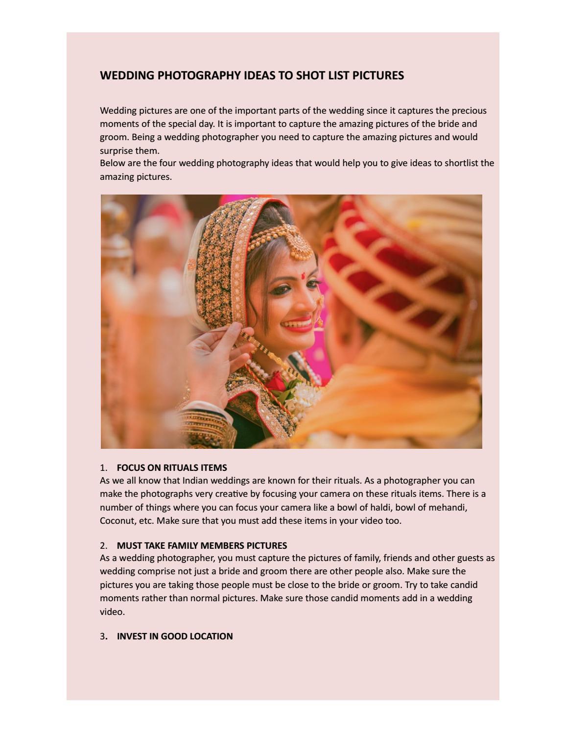 Best Wedding Photographers In Delhi Pre Wedding Photo Shoot By Raj Studio Issuu
