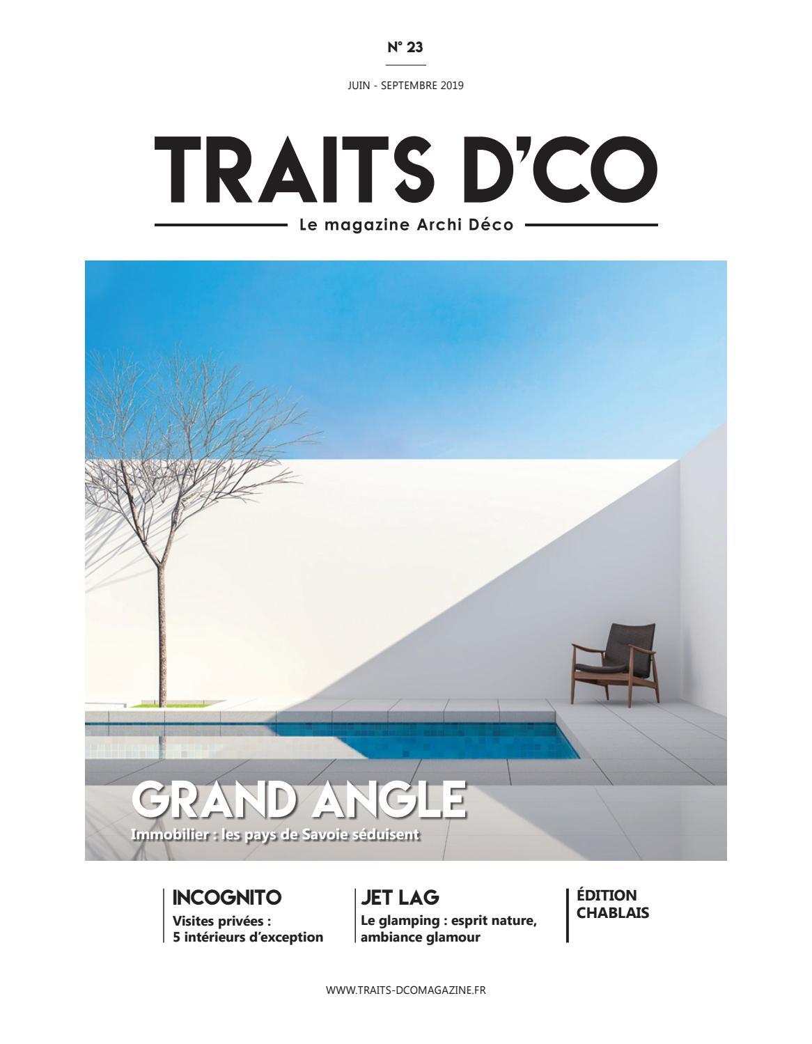 Traits Dco Magazine Chablais N23 By Traits Dco Issuu