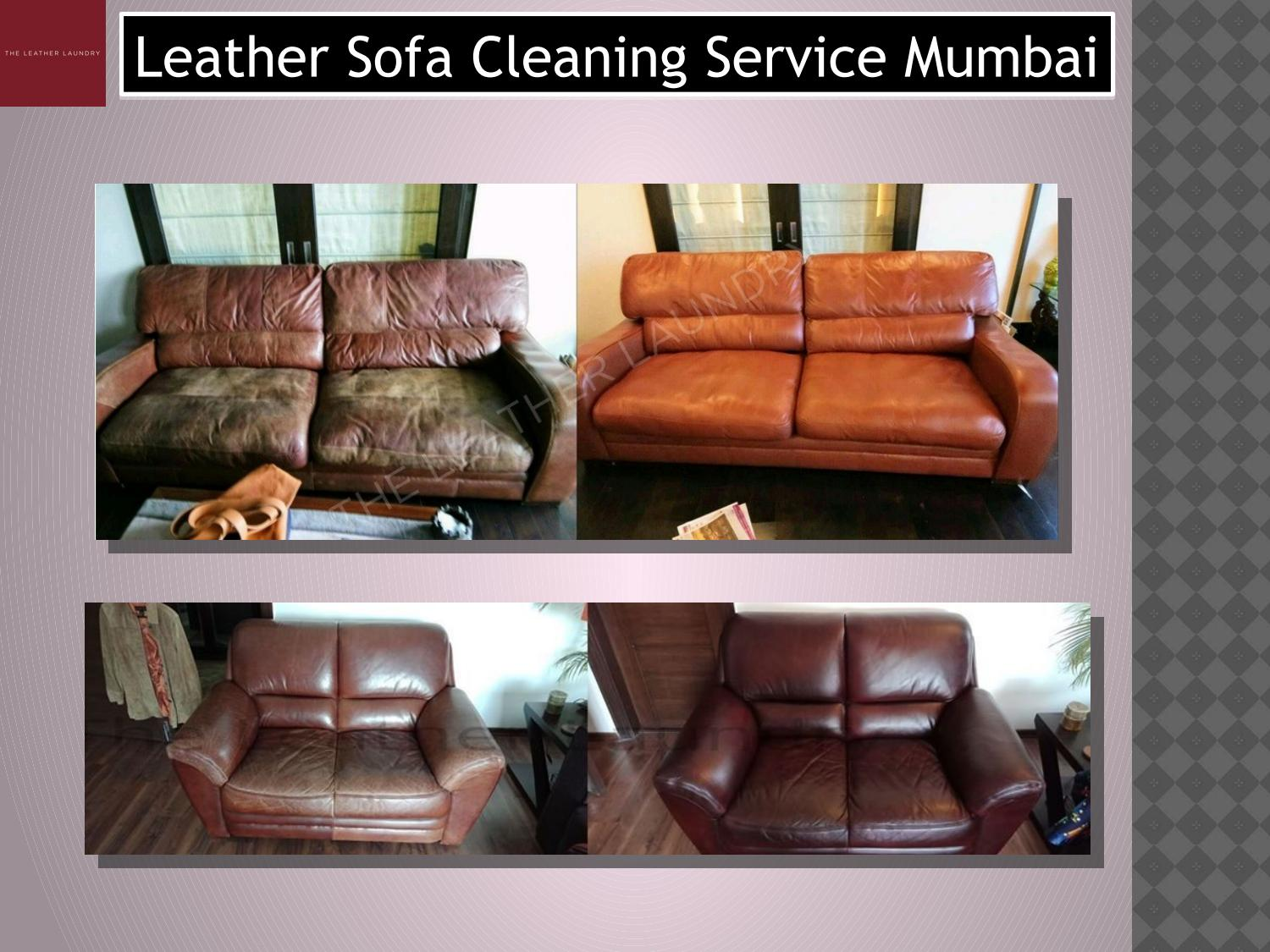 Leather Sofa Cleaning Service Mumbai by ...
