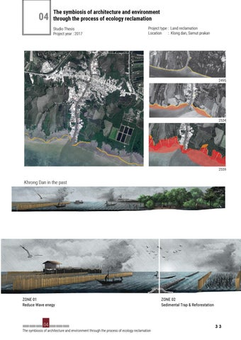 Page 38 of The symbiosis of architecture and environment through the process of ecological reclamation