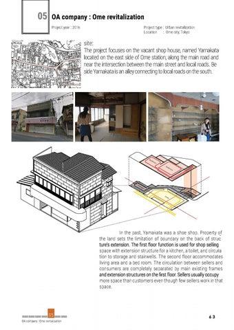 Page 68 of OA company Ome revitalization