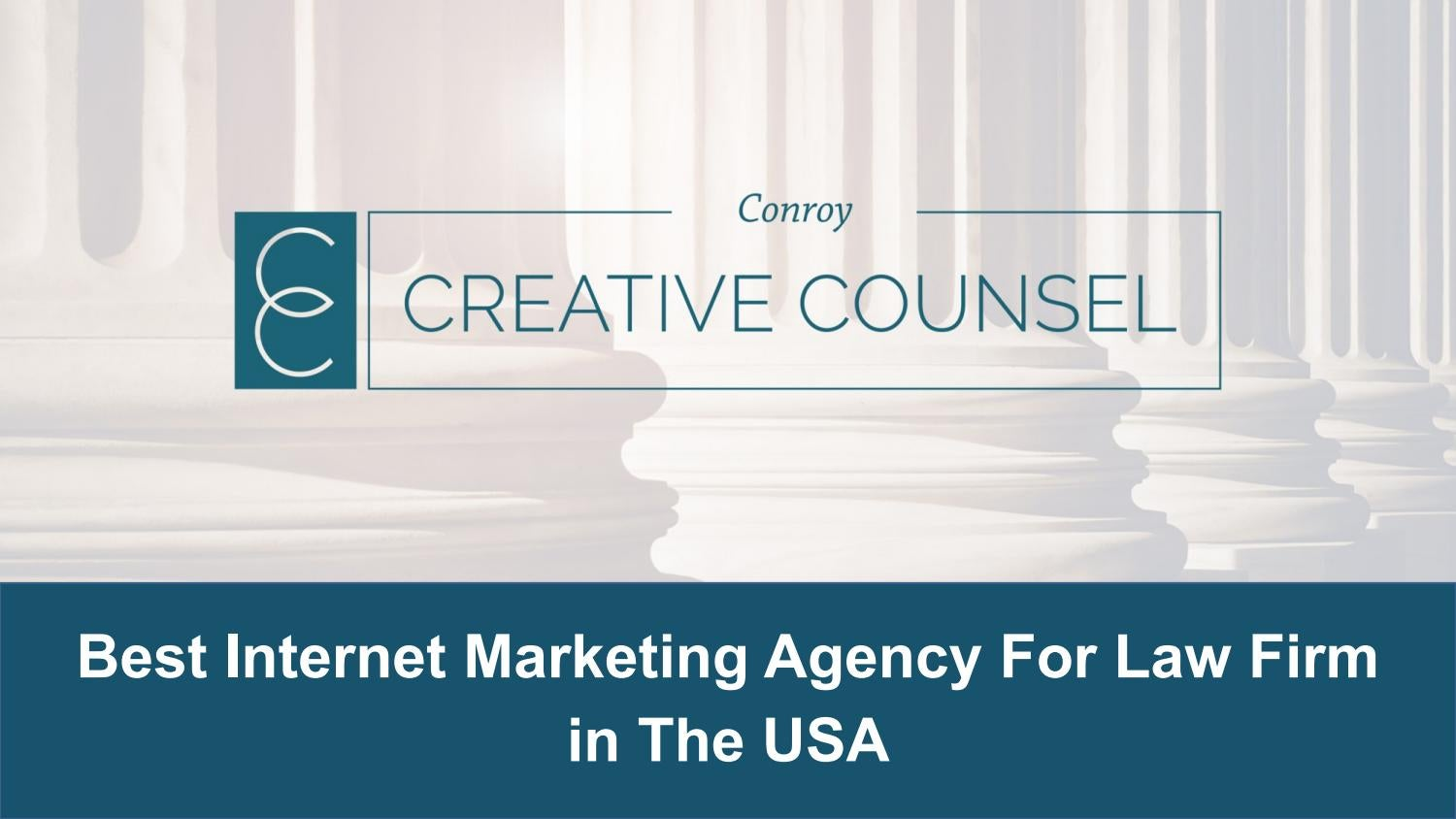 Best Internet Marketing Agency For Law Firm in The USA