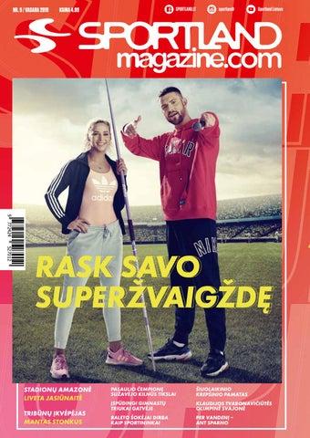 01e57cf4424 Sportland Magazine #16 by Sportland Eesti - issuu