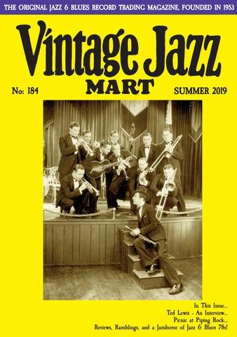 ccebd512848 Vintage Jazz Mart Issue 184 by Vintage Jazz Mart - issuu