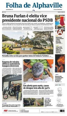 86bb85623fc4 Edição 815 - Folha de Alphaville by Folha de Alphaville - issuu