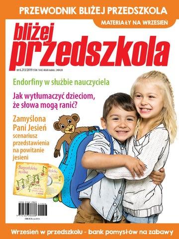 Bp 062132019 By Bliżej Przedszkola Issuu