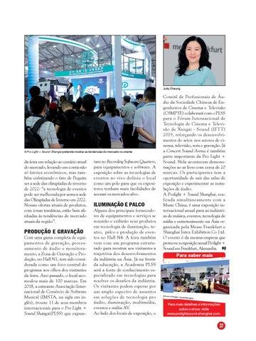 Page 37 of Pro Light + Sound na China em 2019