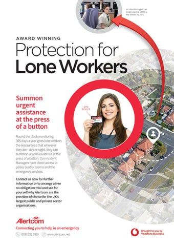 Page 28 of Raising the standard of lone worker security