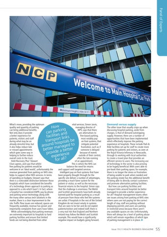 Page 55 of Expert Panel: Parking