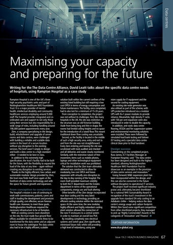 Page 67 of Maximising your capacity and preparing for the future