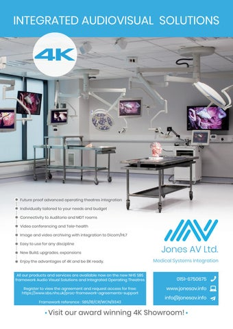 Page 72 of Implementing integrated operating theatres in the NHS