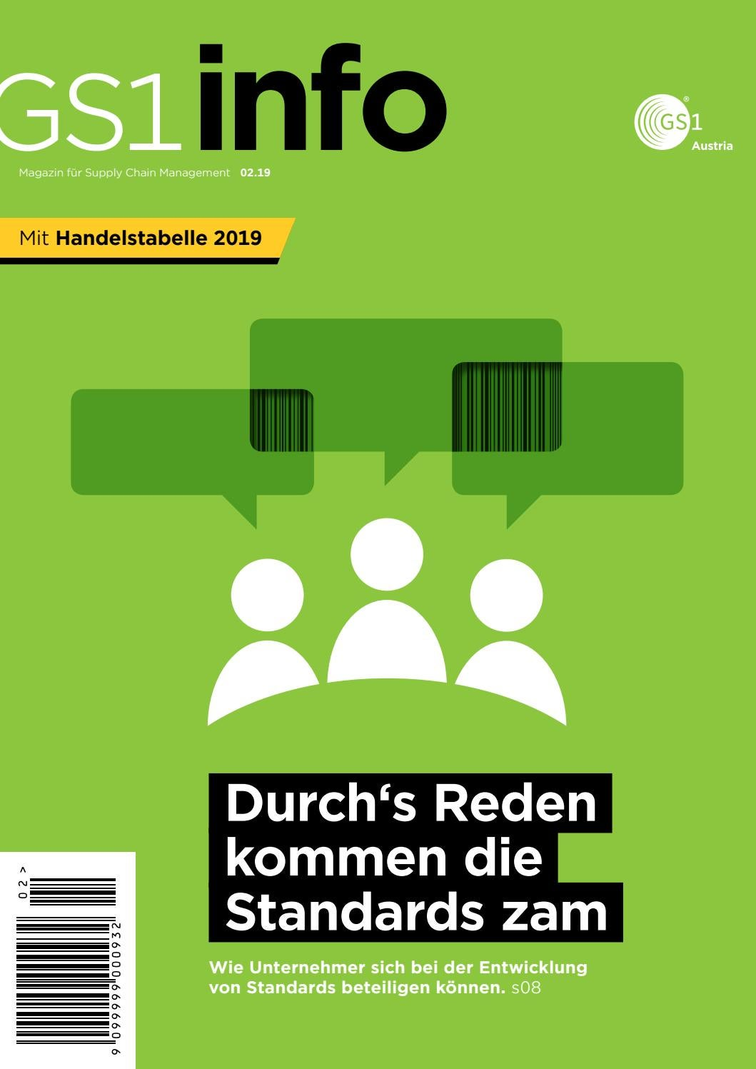 GS1 info 22019 by GS1 Austria GmbH issuu