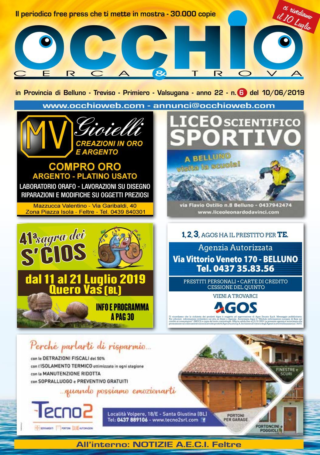 7e5d5917ea Occhio Web Cerca & Trova n°06 - Giugno 2019 by Occhio Web Cerca & Trova -  issuu