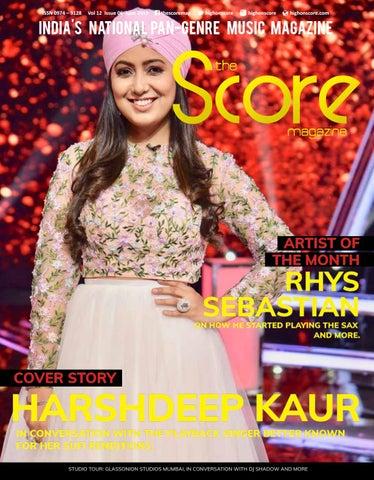 The Score Magazine June 2019 issue by The Score Magazine - issuu