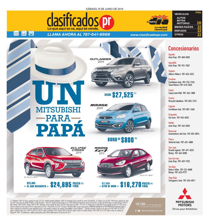 d95ac8f440a2 ClasificadosPR 06 08 2019 by ClasificadosPR.com - issuu