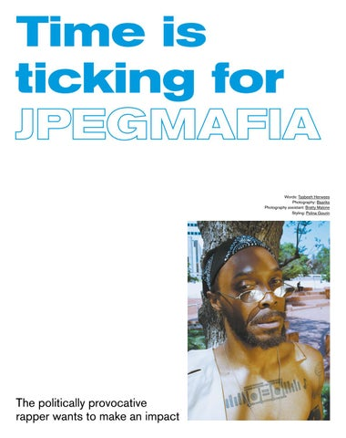Page 50 of Time Is Ticking for JPEGMAFIA