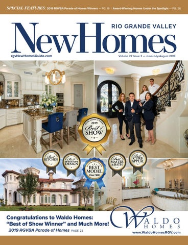 RGV New Homes Guide Vol  25 #5 (Aug -Sept  2017) by New Homes South