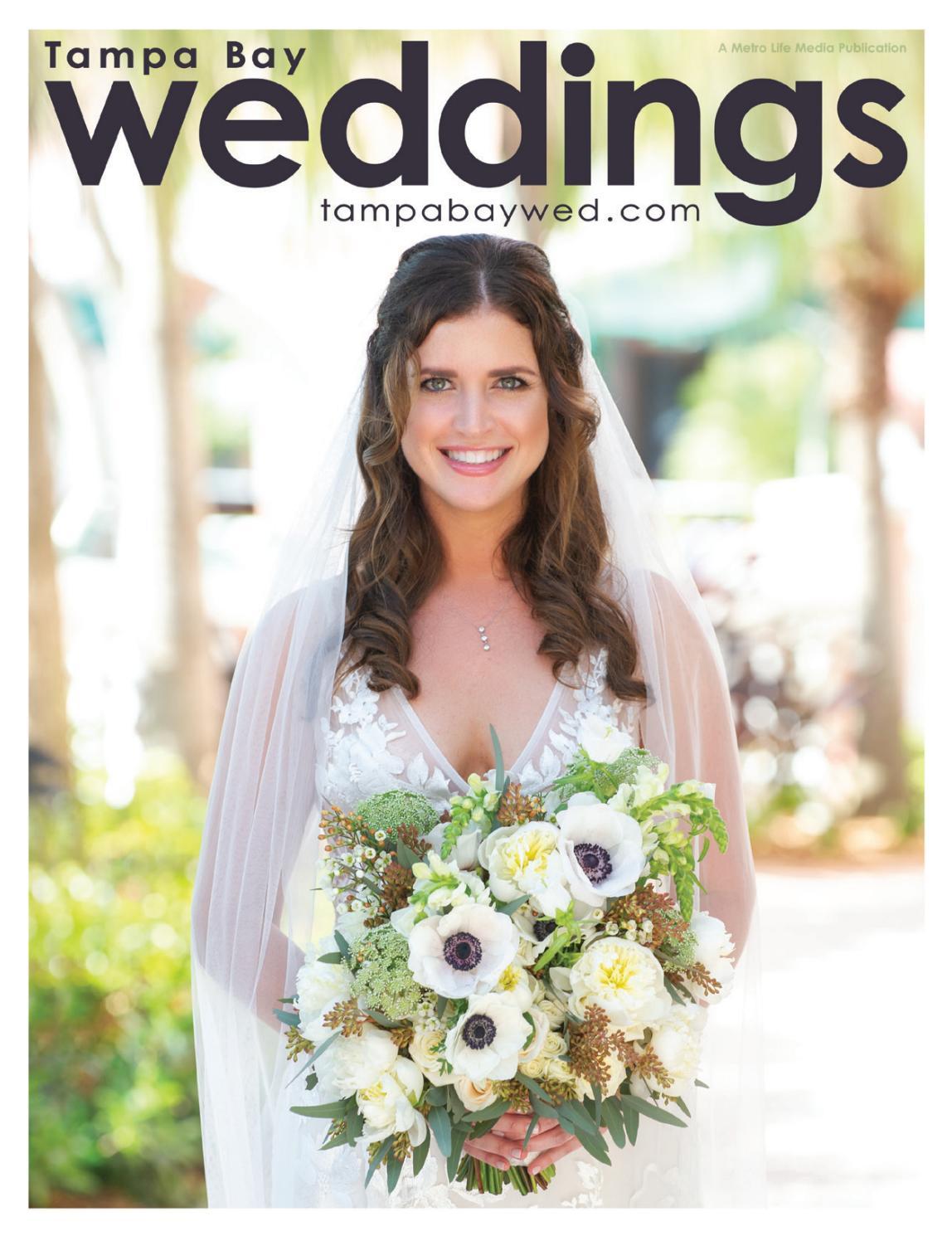 Tampa Bay Weddings By Metro Life Media Inc Issuu