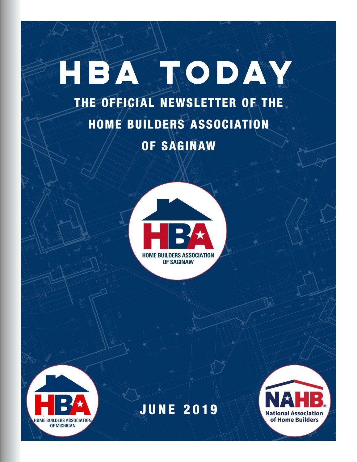 HBA Today: June 2019