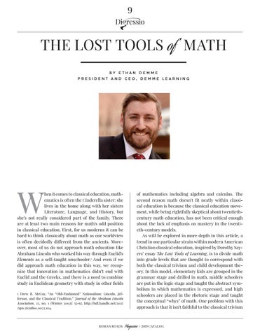Page 9 of The Lost Tools of Math