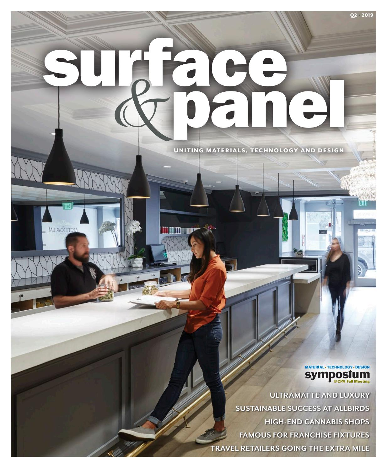 Surface & Panel Q2 2019 by Bedford Falls Communications - issuu