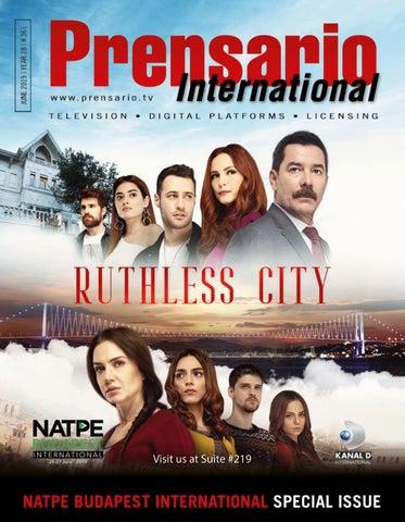 Natpe Budapest 2019 by Prensario - issuu