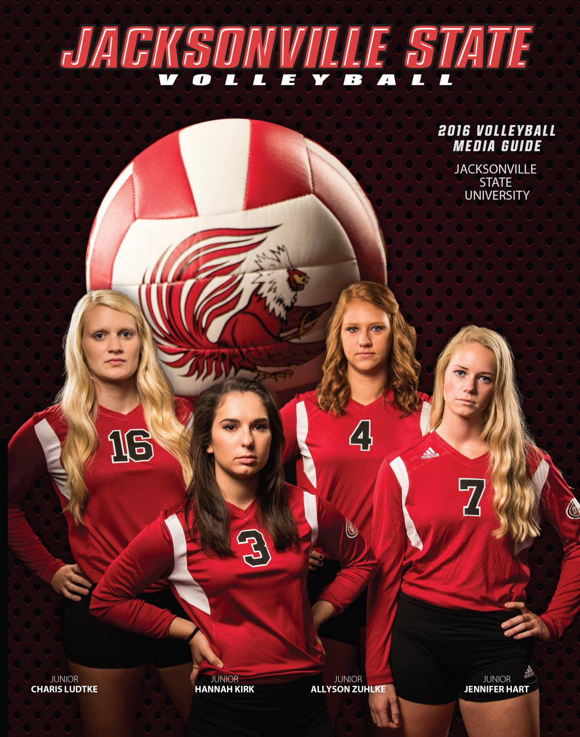 2016 Jacksonville State Volleyball Media Guide By Jacksonville State Athletics Issuu Jennifer love hewitt had started her career when she was young, and she was a child actress and also a singer. 2016 jacksonville state volleyball