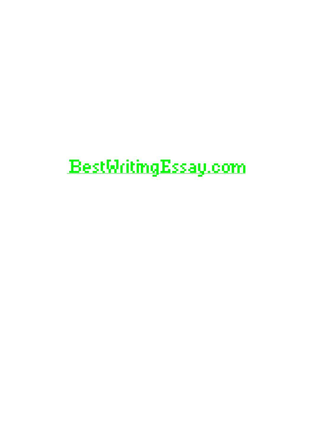 Problem solving editing service online
