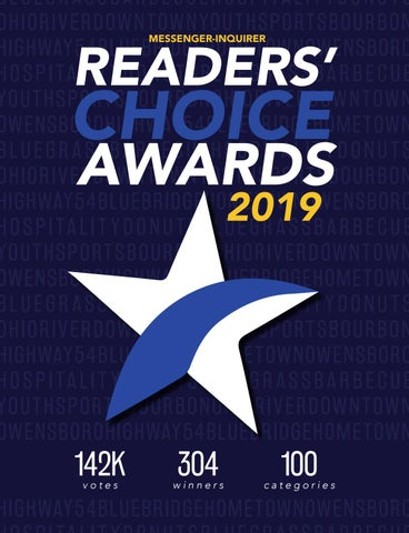 Readers' Choice 2019 by Messenger-Inquirer - issuu