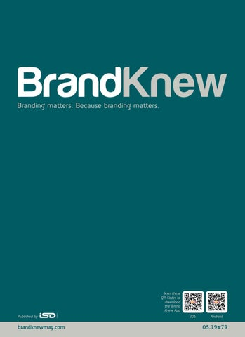 BrandKnew May 2019 by Brand Knew - issuu