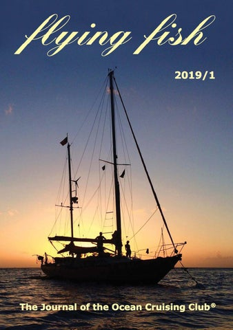 OCC Flying Fish 2019-1 by Ocean Cruising Club - issuu