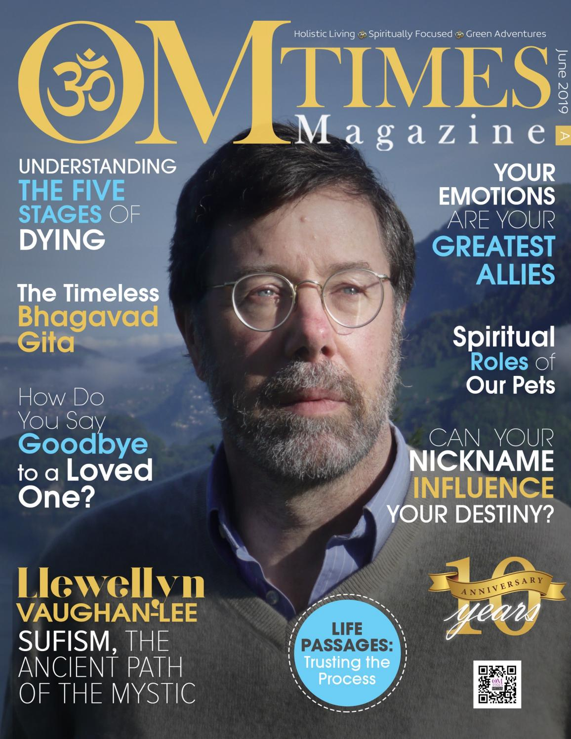 OMTimes Magazine June A 2019 Edition