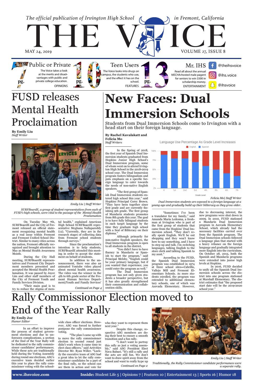 Irvington Voice 27 8 by The Irvington Voice - issuu