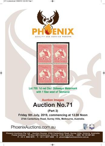 146bd68c7dde Phoenix Auctions #67 Text PDF by Phoenix Auctions Pty Ltd - issuu
