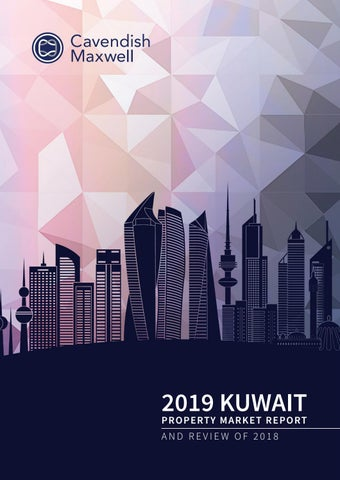2019 Kuwait Property Market Report and Review of 2018 by