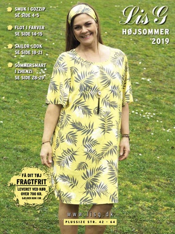 45bcda9cf6e Lis G Summer 2019 Part 2 by Plus Size Fashion World - issuu