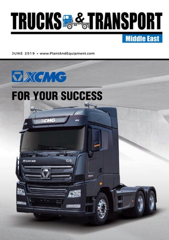 Trucks Transport Middle East June 2019 Edition By Plant And