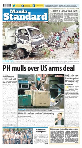 Manila Standard - 2019 June 10 - Monday by Manila Standard