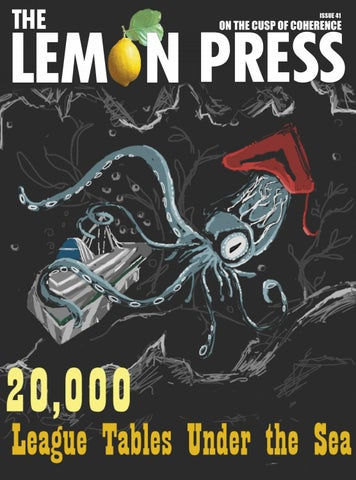 The Lemon Press Issue 41 By The Lemon Press Issuu - petition roblox people first ever monkey moderator in
