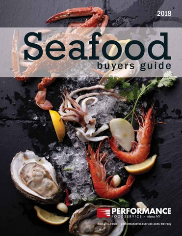 Seafood Buyers Guide: Performance Foodservice - Metro NY by